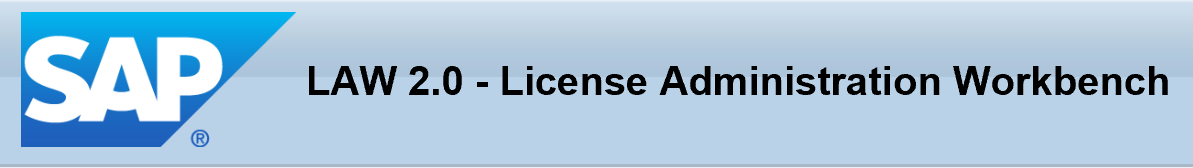 SLAW2: license measurement consolidation